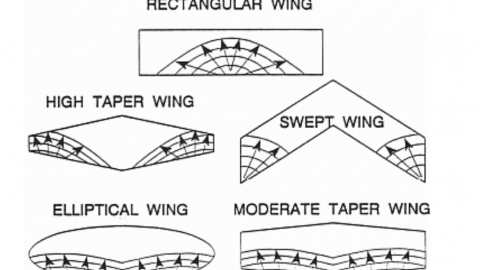 Stall Pattern and Wing Design
